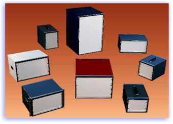 Trimline TIC Series Instrument Cases