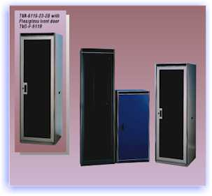 Trimline TVA Series--Vertical Enclosures