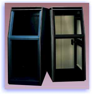 Trimline TSA Series Sloped Front Panel Enclosures